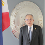 H.E. Jose Manuel Romualdez (Philippine Ambassador to the United States)