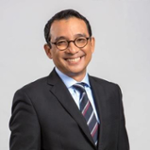 Atty. Jocot de Dios (CEO of GE Philippines)