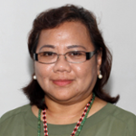 Susan Juangco (Director, Capacity-Building and Training Service of Office of the Civil Defense)