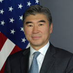 H.E Sung Y. Kim (US Ambassador to the Philippines at US Embassy Manila)