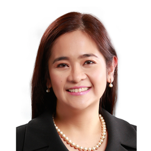 Divina Ilas-Panganiban (Partner, Intellectual Property Practice Group and Information Technology & Communications Industry Group at Quisumbing Torres)